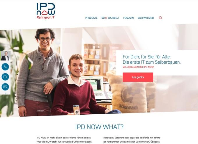 IPD NOW, IP Dynamics GmbH, Marten Krull, ipdnow.de