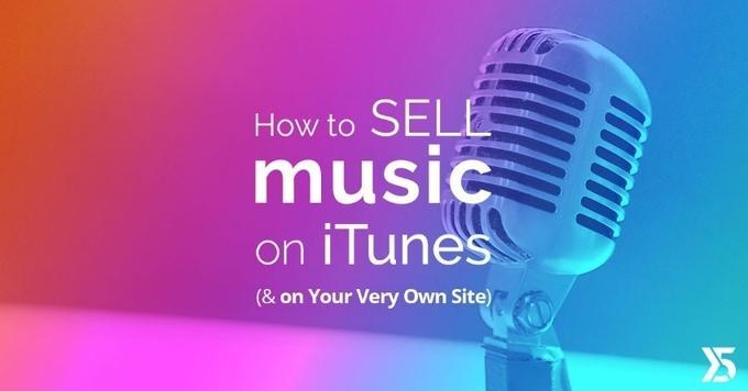 Musik Verkaufen