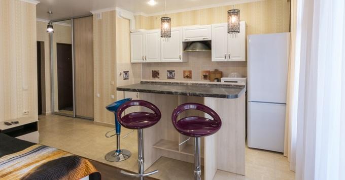 Mikro apartment küche schlafen und wohnen wie im hotel fotolia madhourse